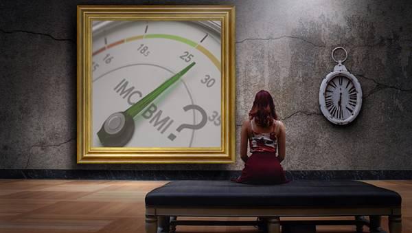 El peso, la mortalidad y el IMC