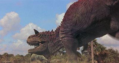 Dinosaurio siglo XXI